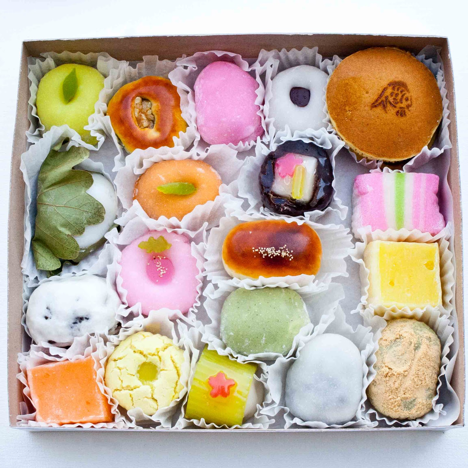 FOODjimoto: Fugetsu-Do Japanese Sweet Shop