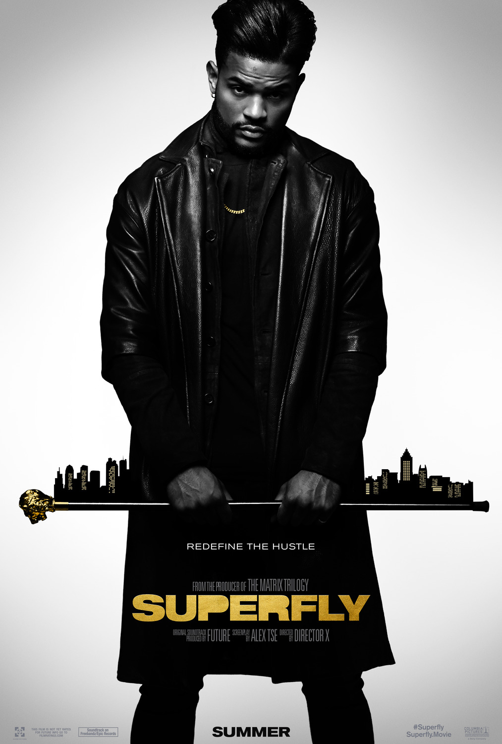 d98c7dea6 Mahan s Media  Superfly (2018) - Movie Review