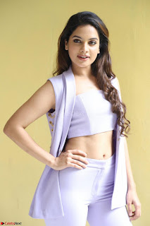 Tanya Hope in Crop top and Trousers Beautiful Pics at her Interview 13 7 2017 ~  Exclusive Celebrities Galleries 031.JPG