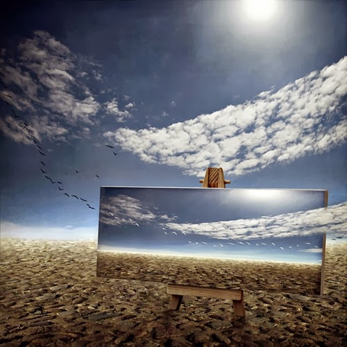 04-Heaven-Can-Wait-Artist Jeannette-Woitzik-Surreal-Digital-www-designstack-co