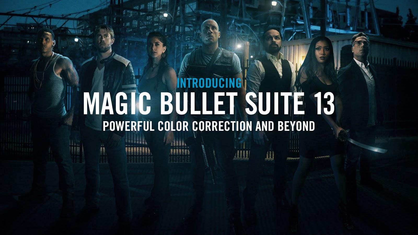 Magic bullet suite crack