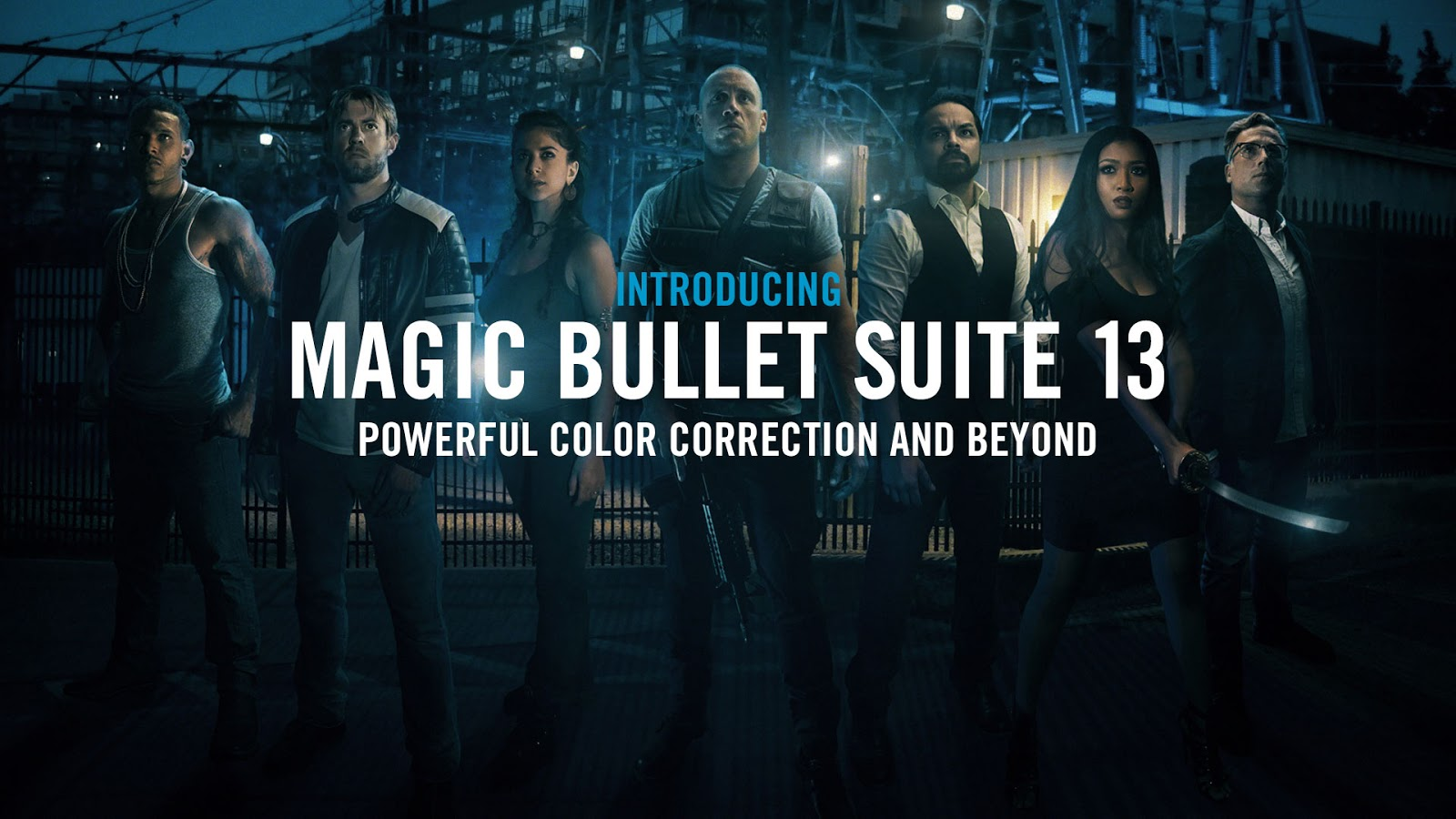 Features of Red Giant Magic Bullet Suite 13.0.11 Windows and macOS Free Download
