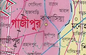 Gazipur District Kaliakoir Upazila Gazipur District