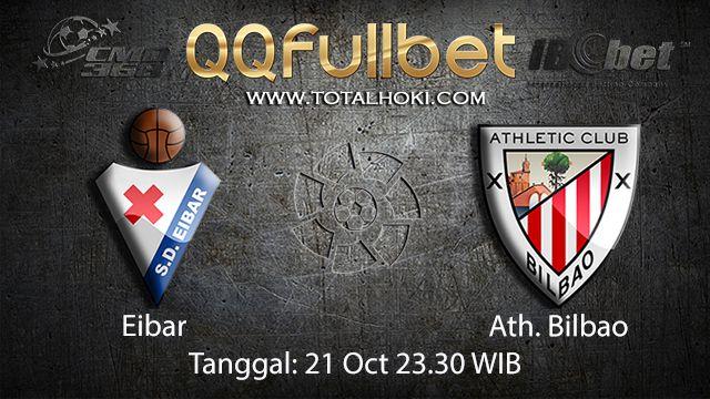 Prediksi Bola Jitu Eibar vs Ath. Bilbao 21 September 2018 ( Spanish La Liga )
