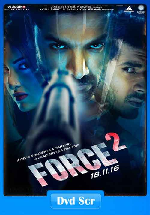 Force 2.2016 Poster