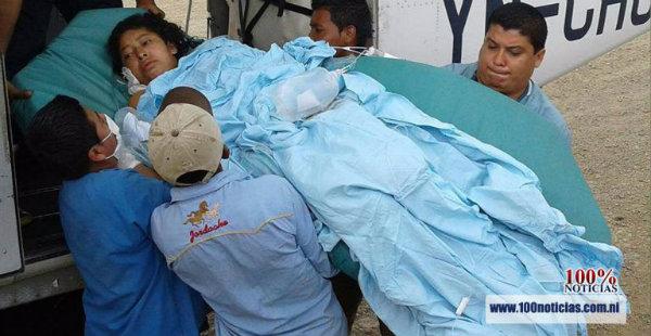 Mulher morre queimada em ritual religioso macabro na Nicarágua