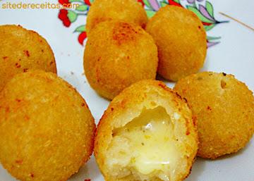 Bolinho de queijo