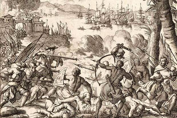 Sejarah-perang-Mataram-pagutan