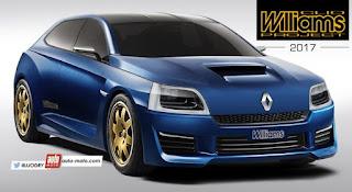 Renault Clio Williams « Project » (2017) : L'icône Youngtimer réinventée !  dans Concept Cars clio-williams-project-01-750x410