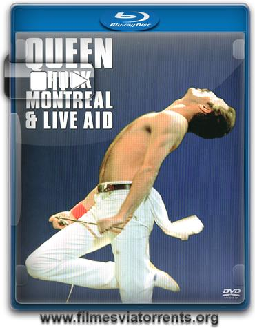 Queen: Rock Montreal & Live Aid Torrent - BluRay Rip 1080p Dual Áudio