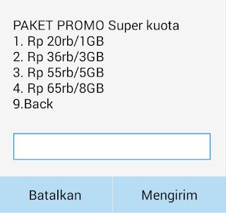 Paket Kuota Internet Murah Super Kuota Simpati Terbaru Maret 2017