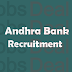Andhra Bank Recruitment 2017 Sub Staff Notification (14 Posts)