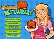 juegos de cocina burguer restaurant
