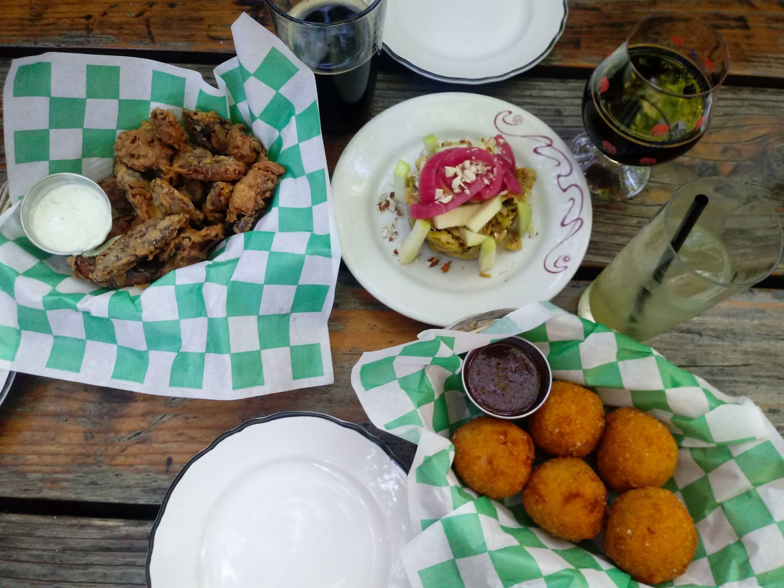 Back to Brooklyn - J\'eatjet   South Eats North