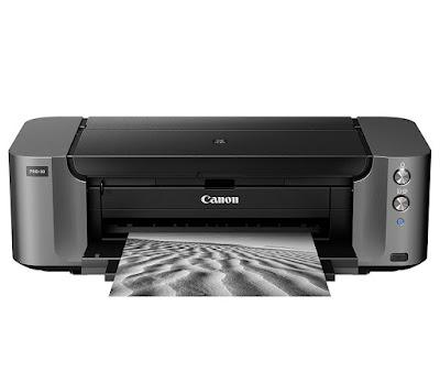 Color Professional Inkjet Photo Printer Canon PIXMA PRO-10 Driver Downloads