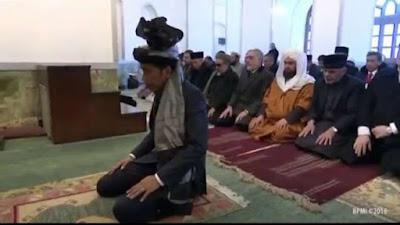 Jadi Tokoh Muslim Berpengaruh, PSI: Jokowi Tak Anti Islam - Info Presiden Jokowi Dan Pemerintah