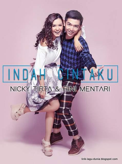 Nicky Tirta dan Rini Mentari