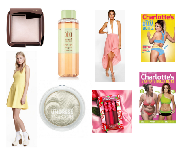 lebellelavie - The wishlist for February & March