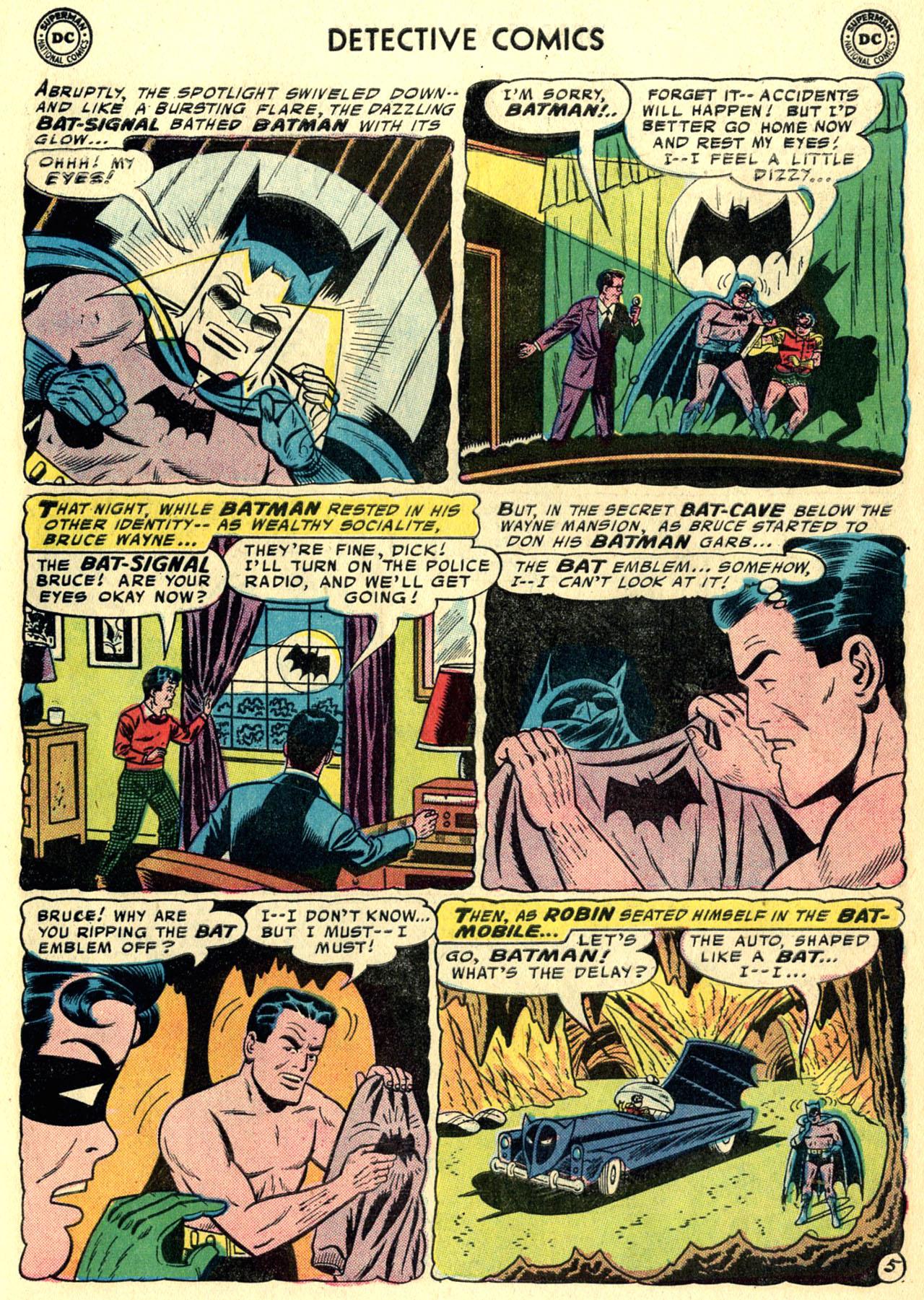Read online Detective Comics (1937) comic -  Issue #247 - 7