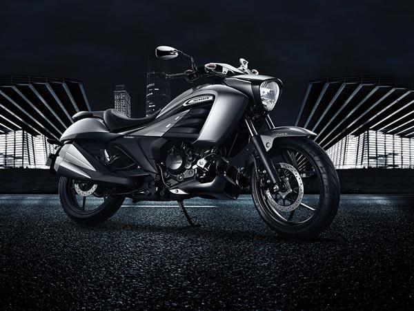 Suzuki Intruder 150 Modern Cruiser 155 cc based bike
