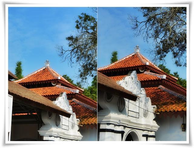 masjid kenari banten lama peninggalan sultan kenari