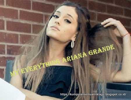 My Everything Ariana Grande