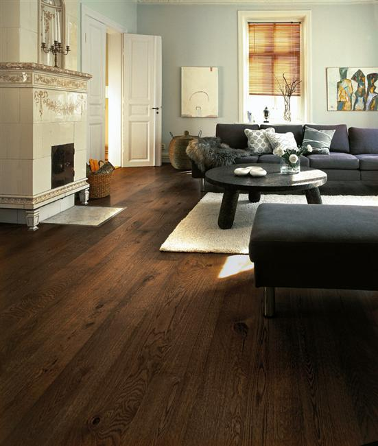 A casa da mi cores e mais cores - Dark hardwood floor living room ideas ...