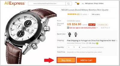 How to Pay a Order on  AliExpress