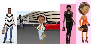 City Girl Life, Fashland, Gala Stories, Mall World