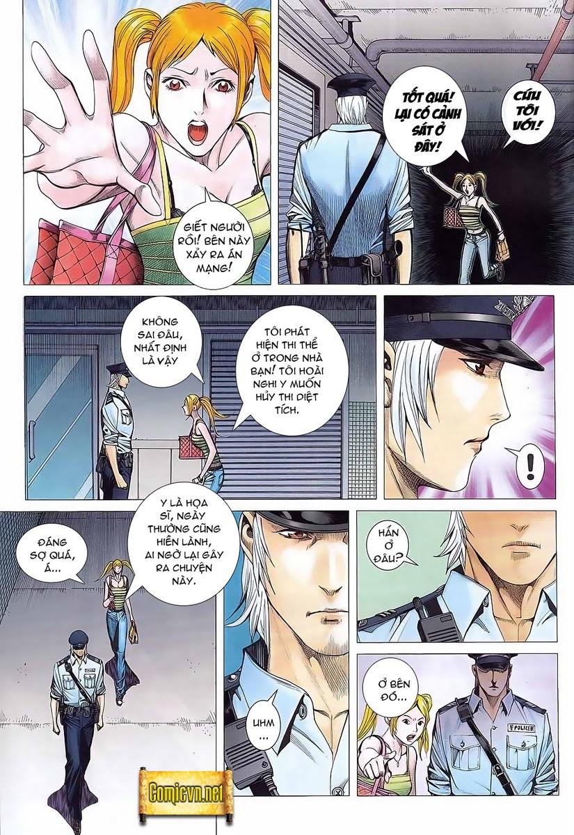 Dã Lang Và Marry chap 2 - Trang 31