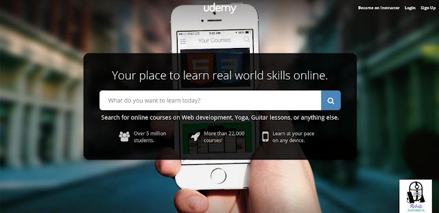 Udemy - www.roboticindo.com