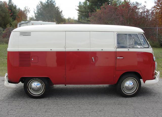 1964 Panel Bus For Sale