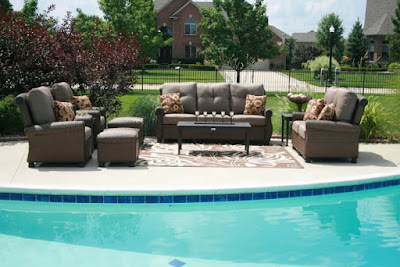 Outdoor Decorations For Summer Fun Around Pools