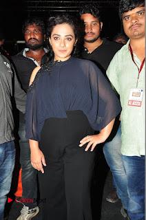 Nithya Menon Latest Stills at at Janatha Garage Movie Audio Launch  0009.JPG