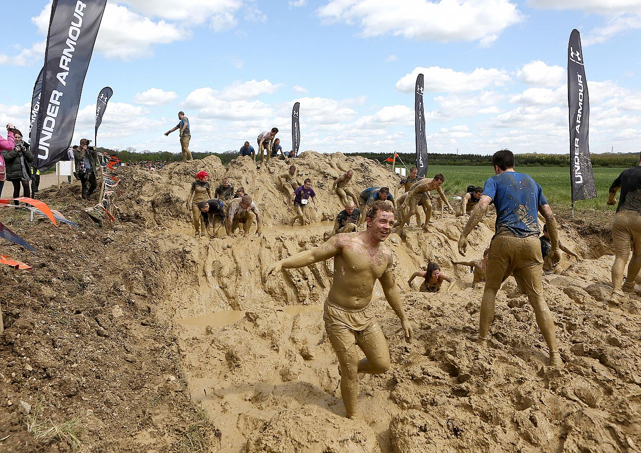 tough mudder industry
