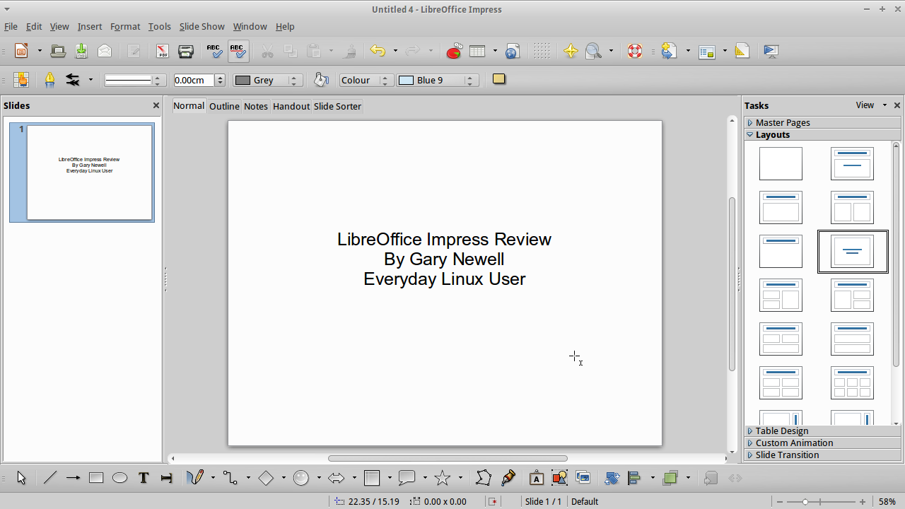 Libreoffice impress powerpoint download for Openoffice impress templates free download