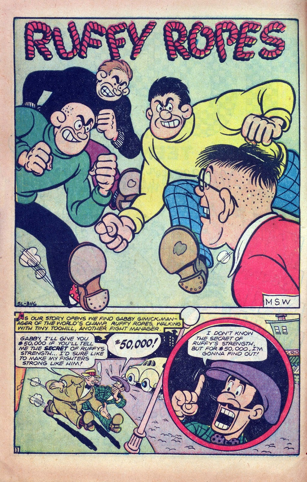 Read online Joker Comics comic -  Issue #25 - 12