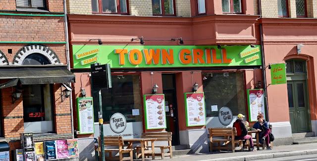 Town Grill,  Malmö