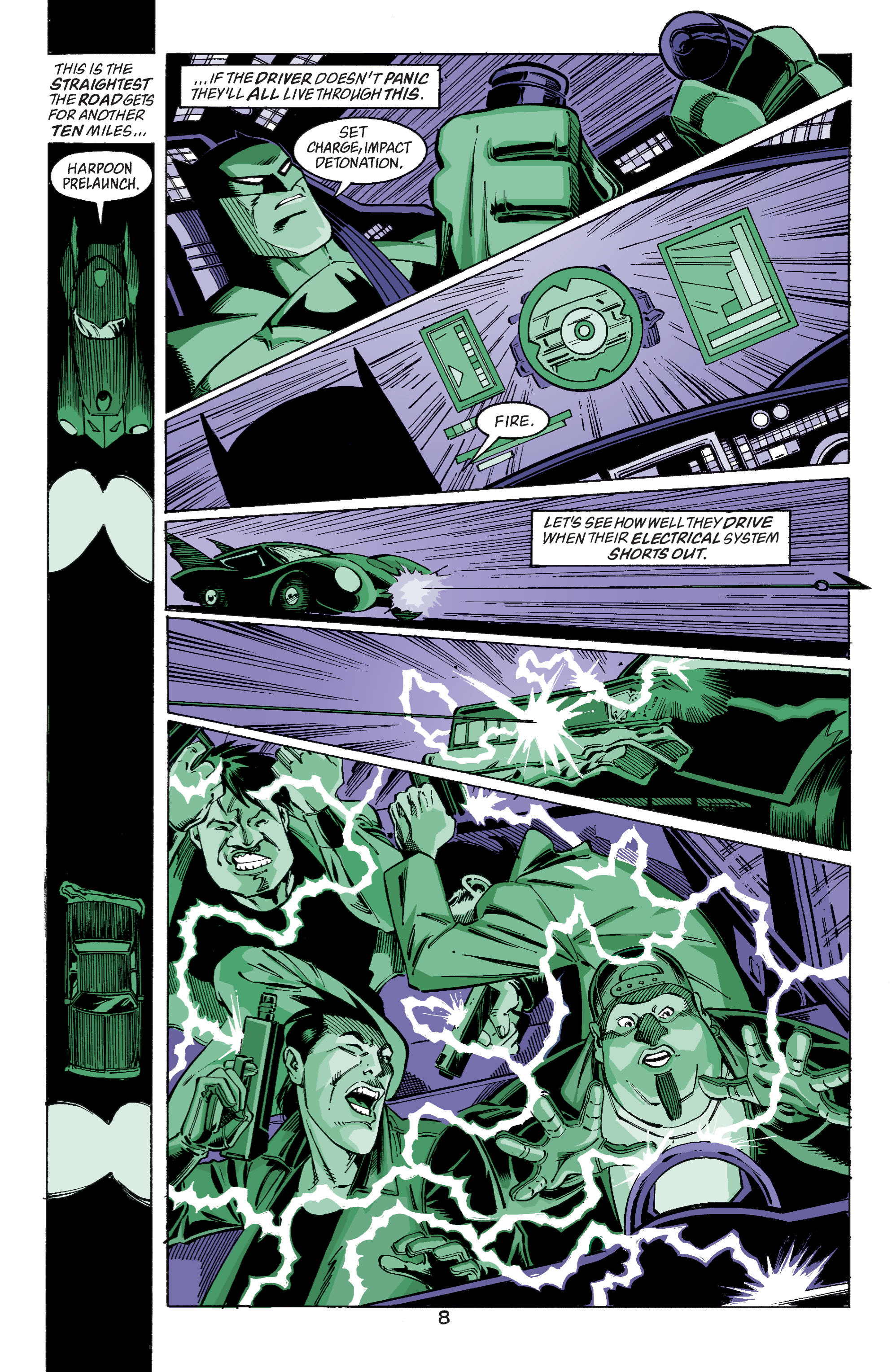 Detective Comics (1937) 757 Page 8