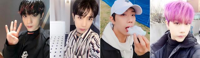 K-Pop grupo MVP -  PK