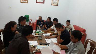 KPU Kotamobagu Gelar Pleno Penetapan Syarat Calon Perseorangan