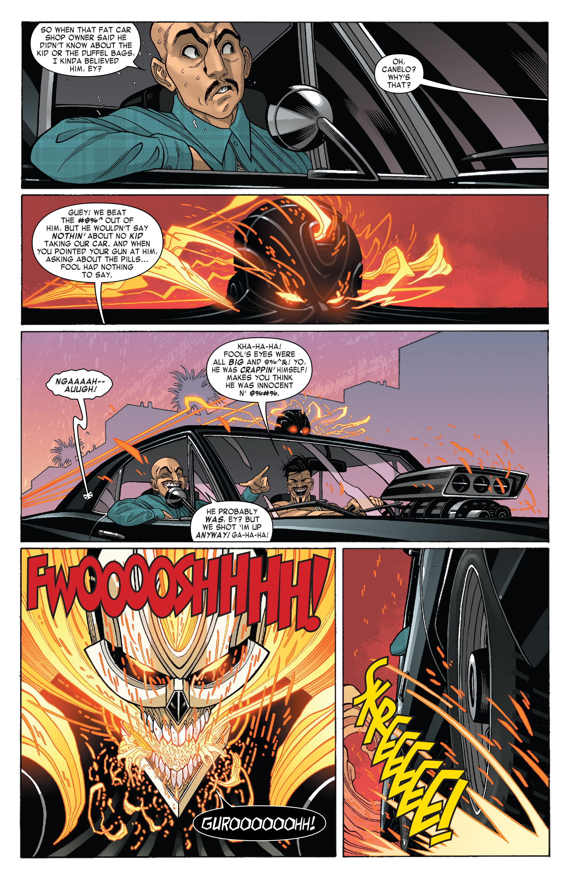Read online All-New Ghost Rider comic -  Issue #3 - 18