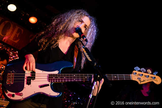 Tal Wilkenfeld at The Horseshoe Tavern in Toronto, February 29 2016 Photos by John at One In Ten Words oneintenwords.com toronto indie alternative live music blog concert photography pictures