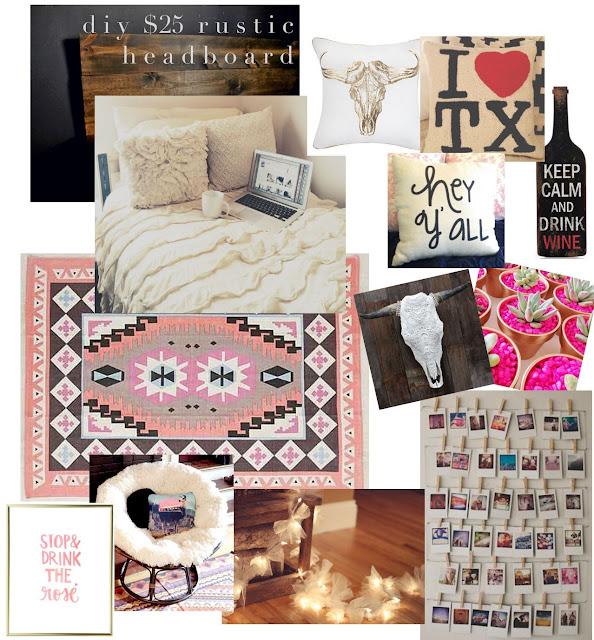 Sophomore Dorm Inspiration