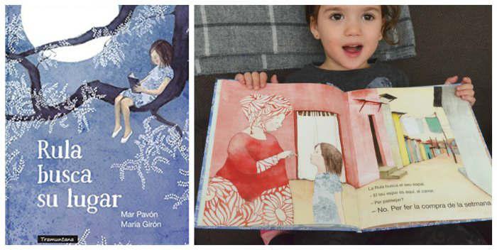 cuentos infantiles rula busca su lugar para hacer pensar, reflexionar, sentido ética moral niños