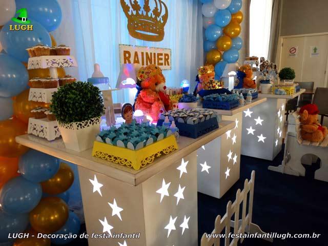 Decoração festa infantil Chá de Bebê