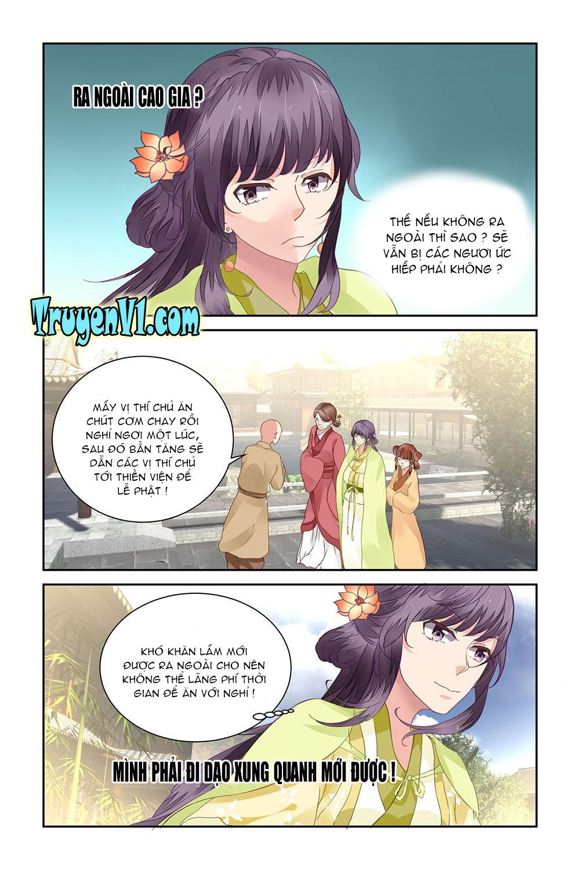 a3manga.com Trầm Hương Phá Chap 14