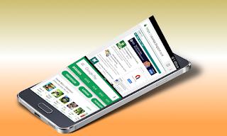 para produsen ponsel pandai kian gencar mengeluarkan produk ponsel pandai dengan kenaikan Cara Mengaktifkan Fitur Multi Window Di Android.