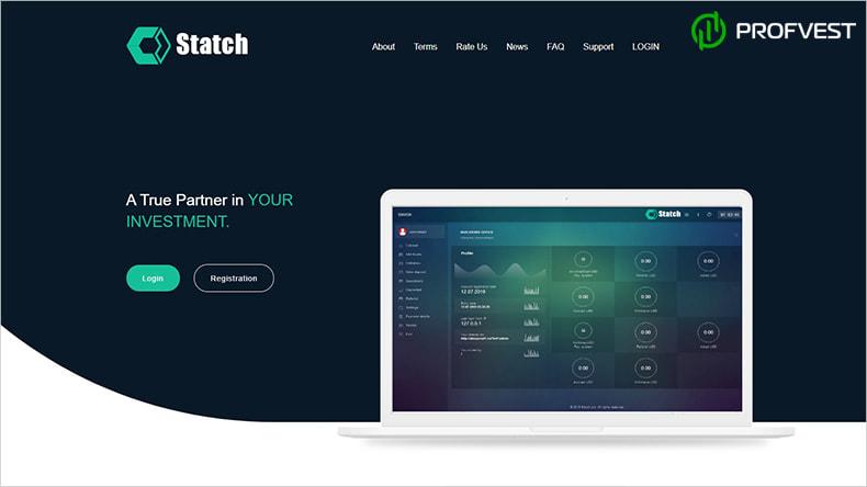 Statch обзор и отзывы HYIP-проекта
