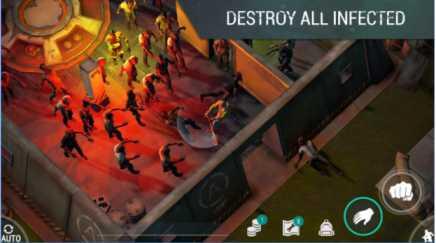 Game Bertahan Hidup Android